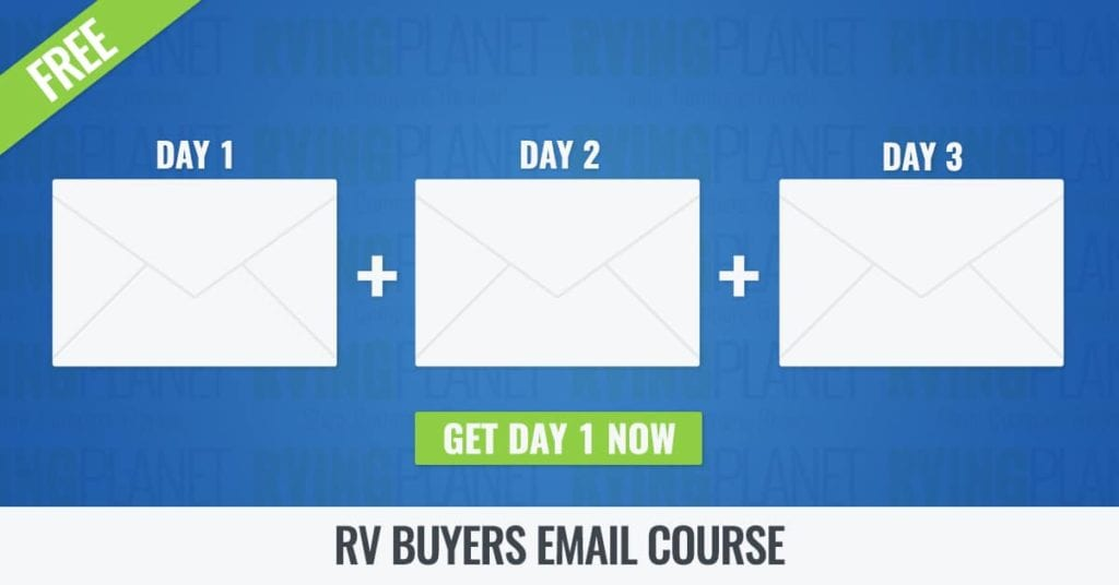Free 3-day RV Buyers Email Course Image