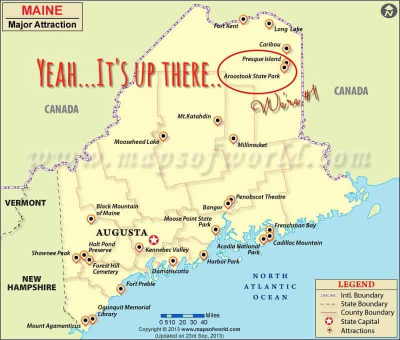 Beautiful RV Camping in Maine - One For the Bucket List ...