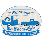 Exploring the Local Life logo