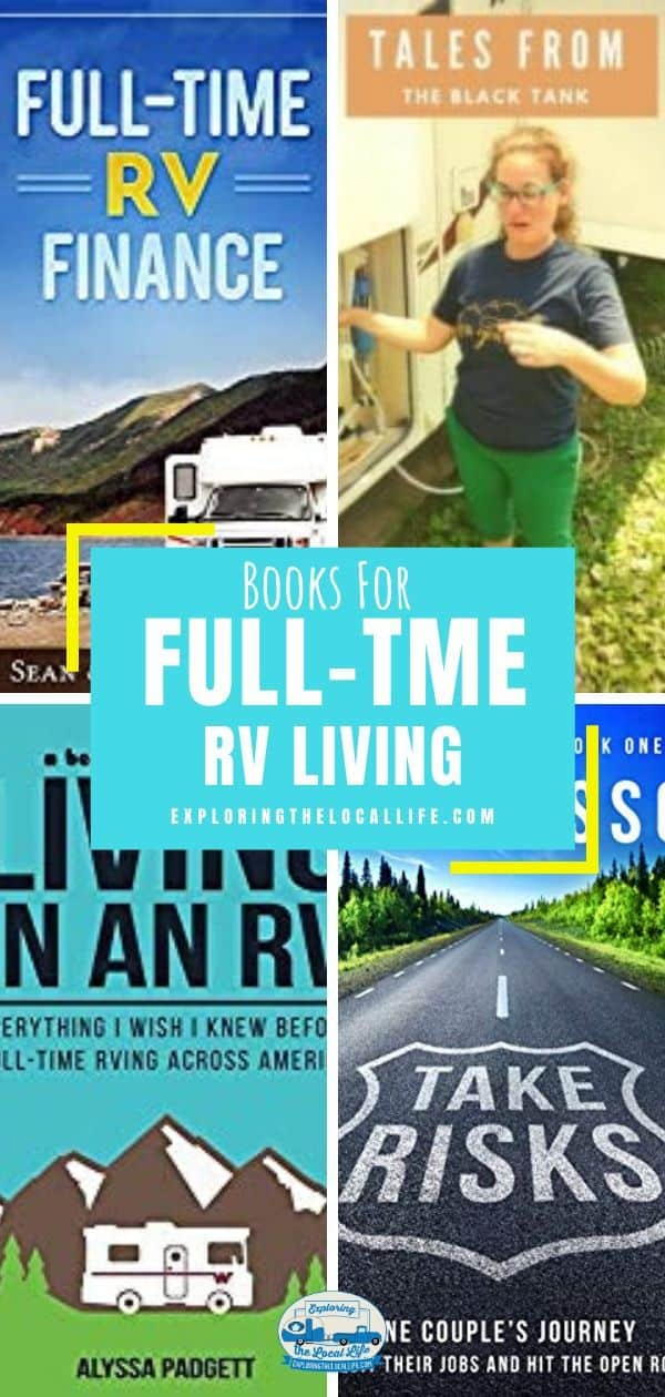 Photo collage of book covers